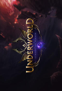 L2 Underworld PSD Logo Template